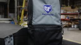 Germ-Fogger Backpack